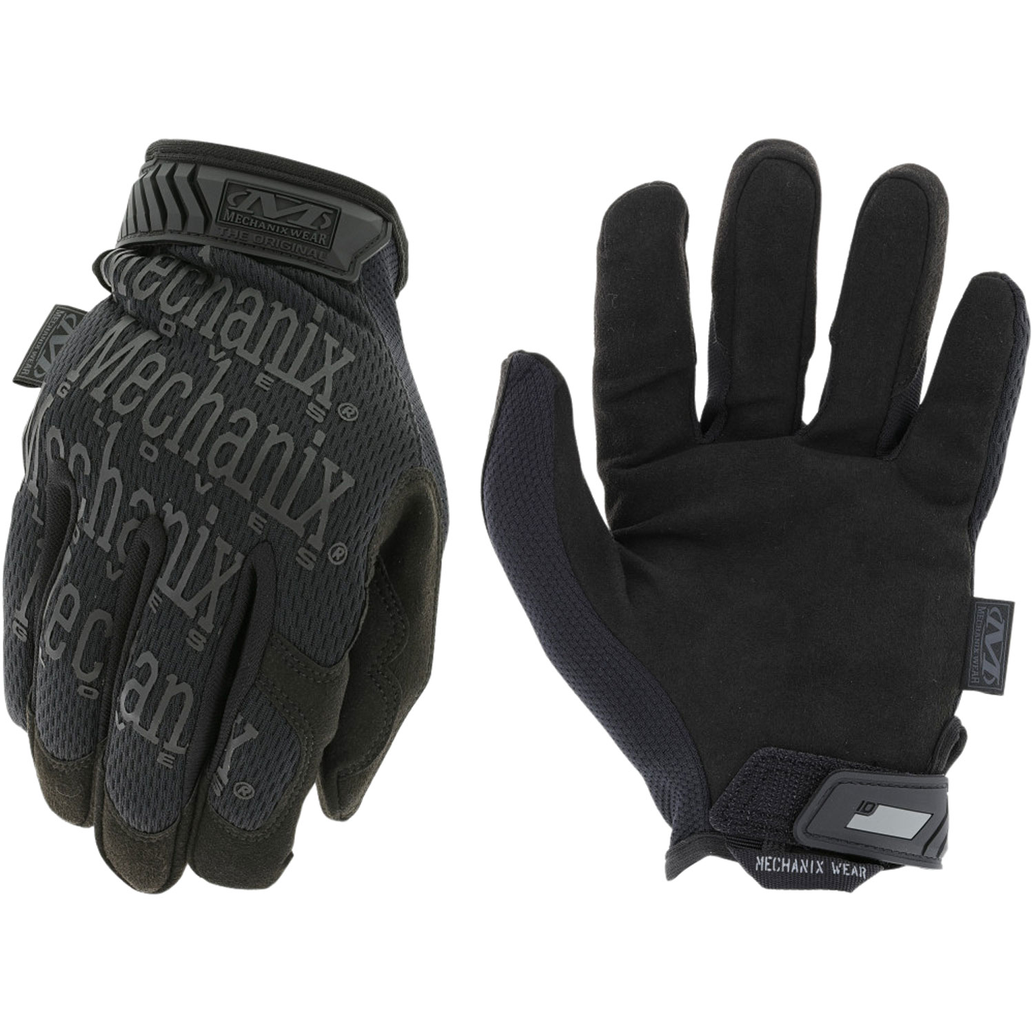 MECHANIX WEAR MG-55-008 Original Covert Small Black Synthetic Leather