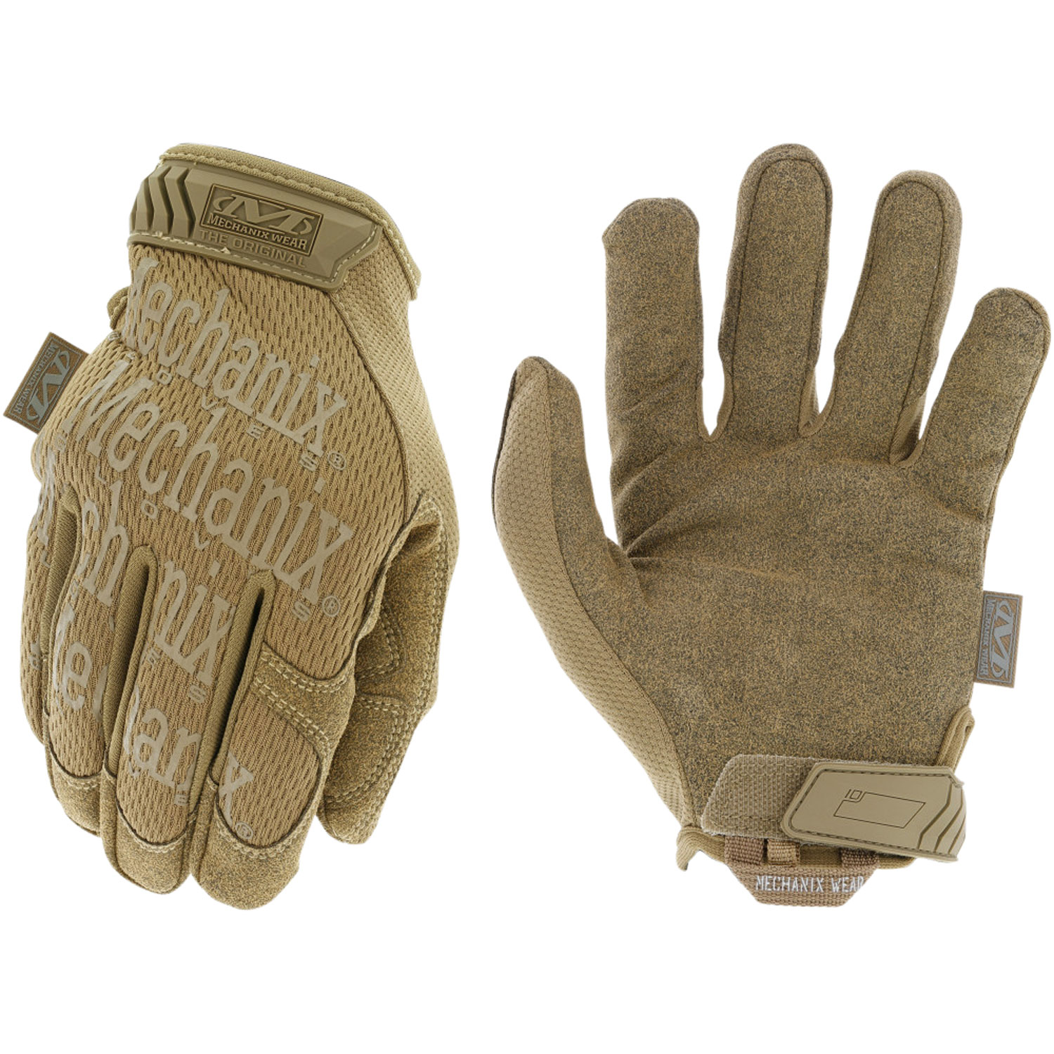 MECHANIX WEAR MG-72-011 Original  XL Coyote Synthetic Leather