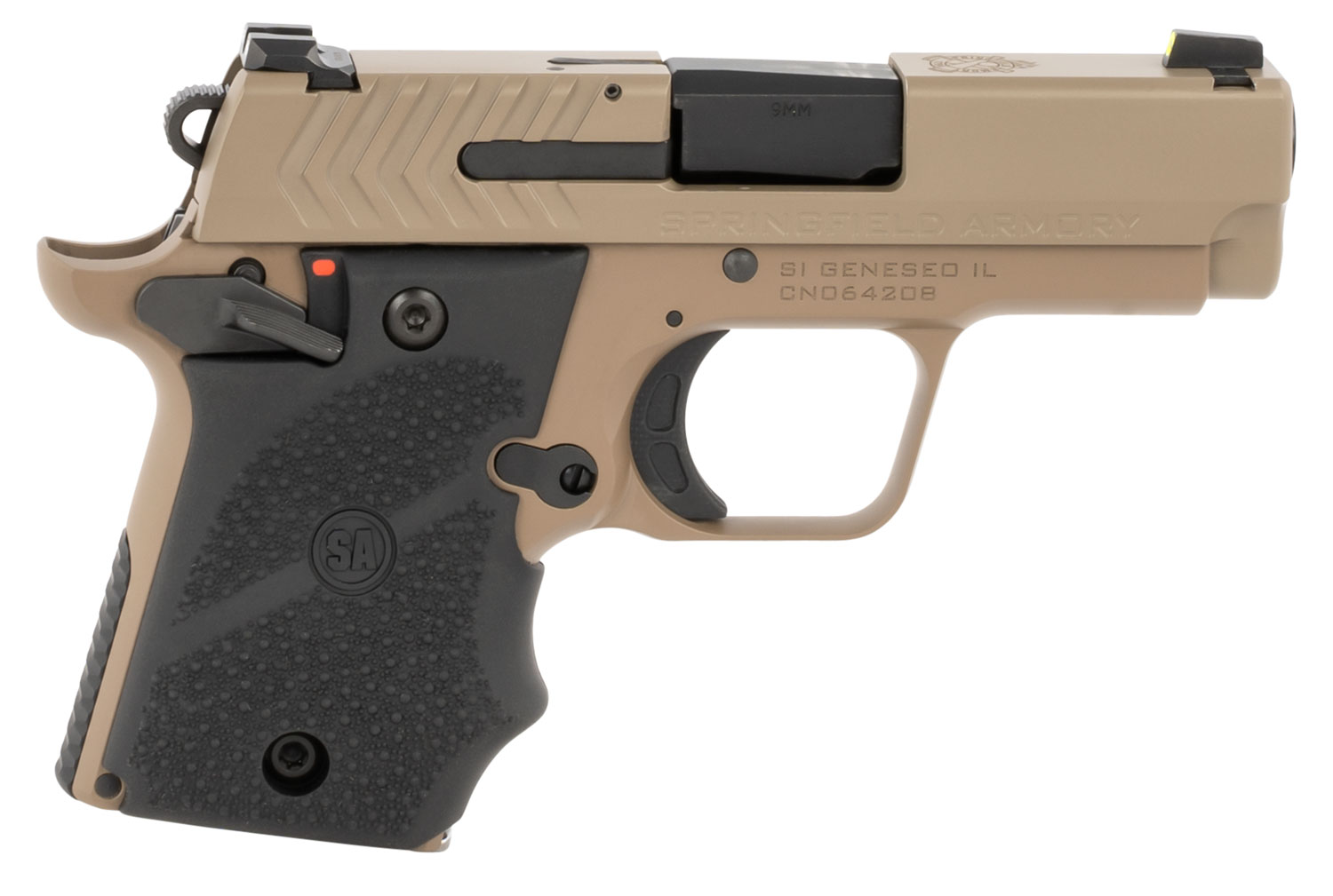 Springfield Armory PG9119FH 911  9mm Luger 3