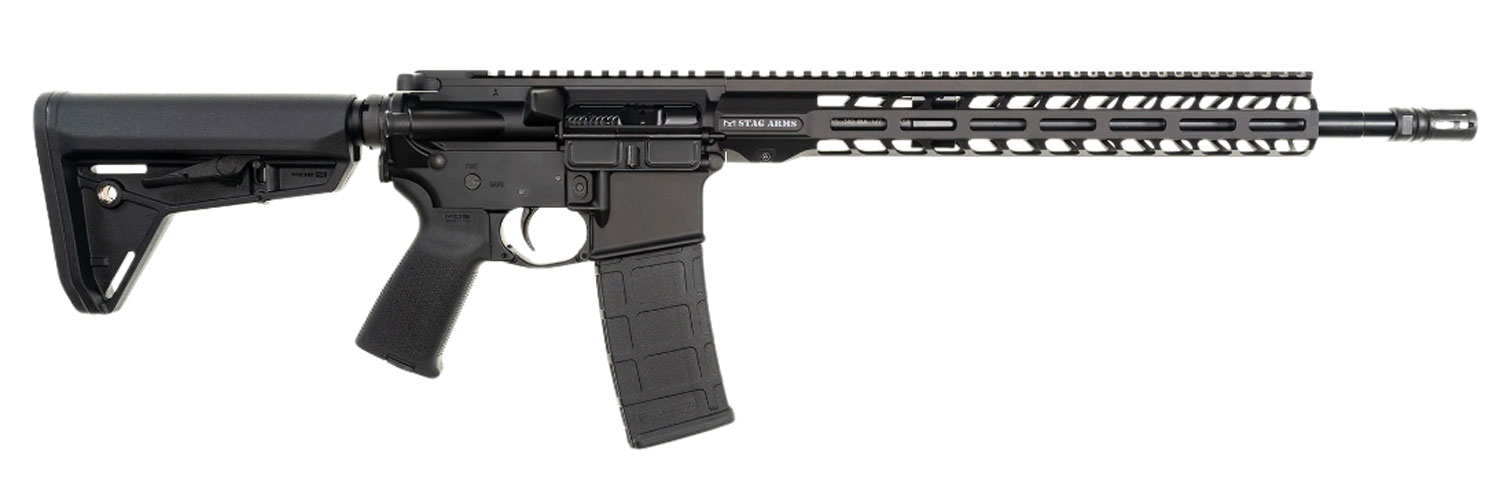 Stag Arms 15002001 Stag 15  300 Blackout 16