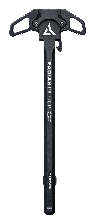 RADIAN WEAPONS R0001 Raptor  Charging Handle AR-15, M16 Black Anodized Aluminum