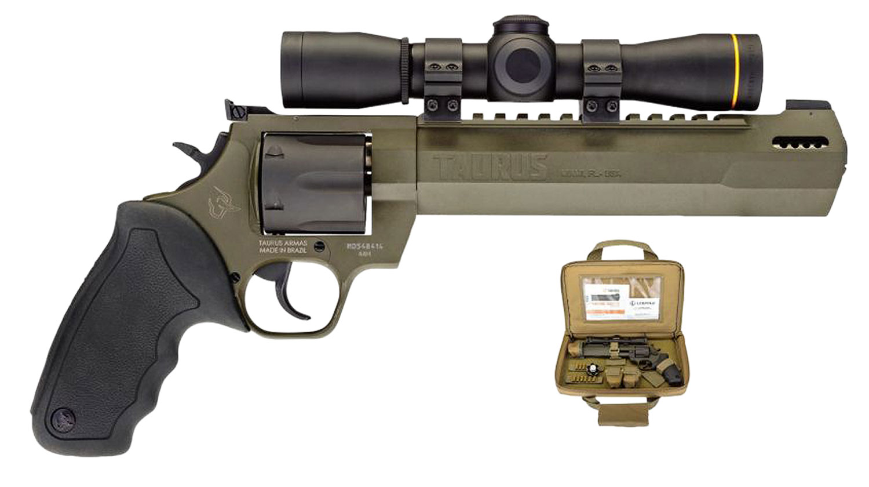 Taurus 244008B1RHHP Raging Hunter  44 Rem Mag 6rd 8.37