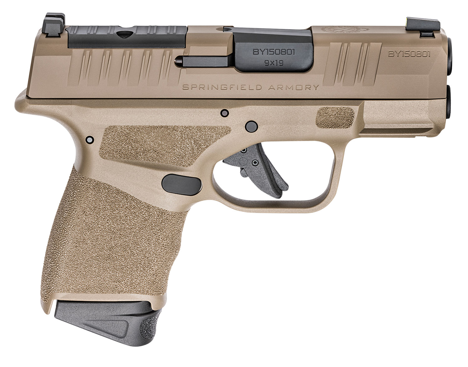Springfield Armory HC9319FOSP Hellcat Micro-Compact OSP 9mm Luger 3