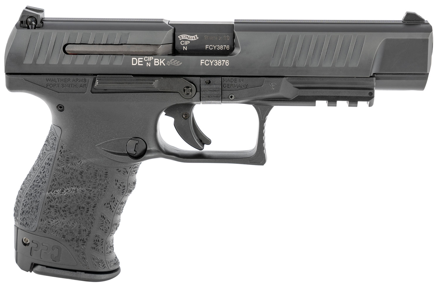 Walther Arms 2851091 PPQ M2 *CT Compliant 9mm Luger 4