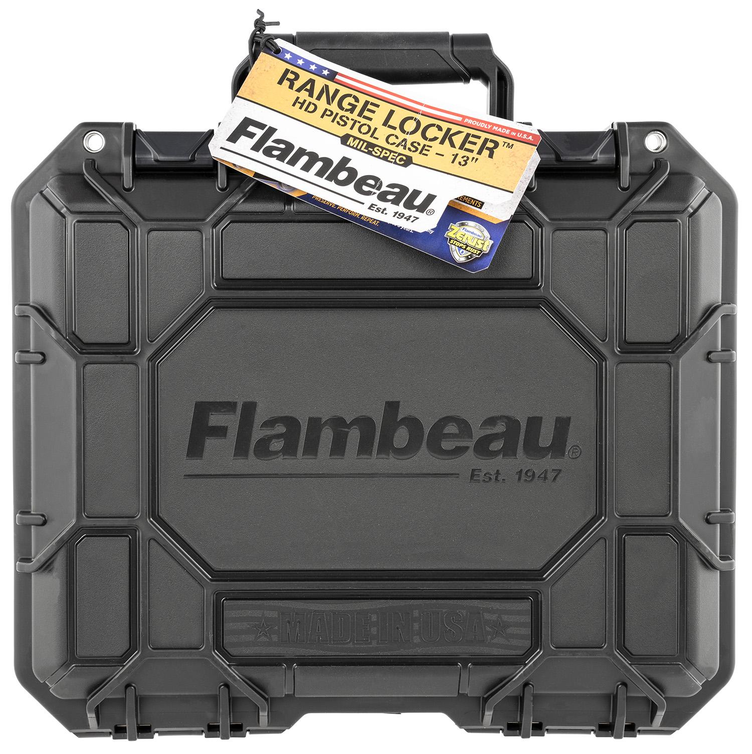 Flambeau 1312SN Range Locker  13