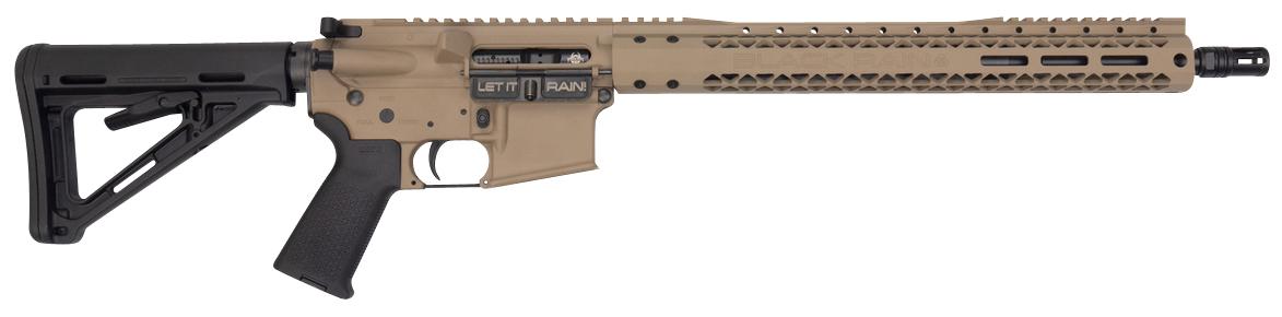 Black Rain BROSS2020FRFDE Fission  5.56x45mm NATO 16