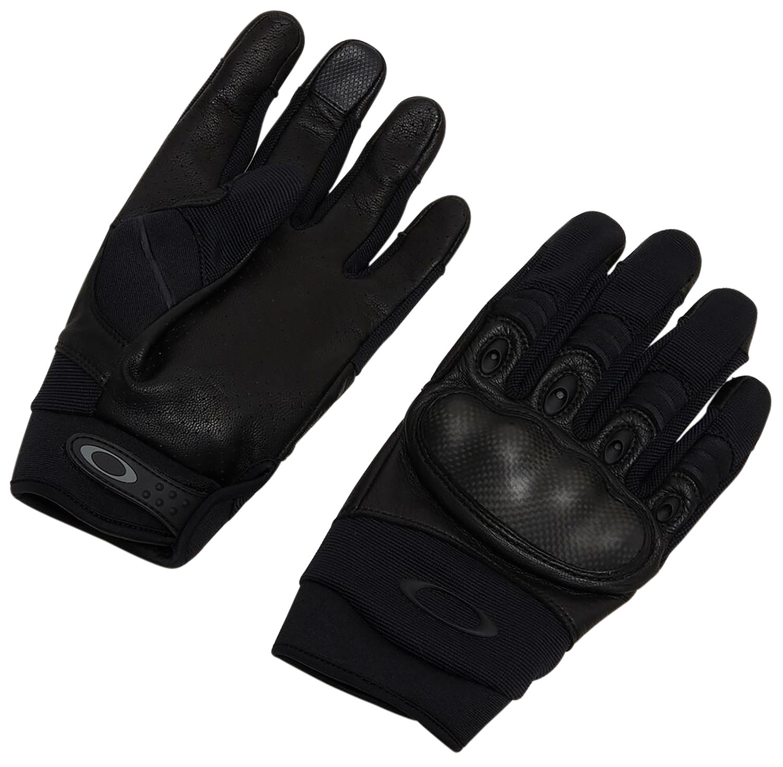 OAKLEY (LUXOTTICA) FOS900167 Pilot 2.0 Gloves Large Black Goatskin