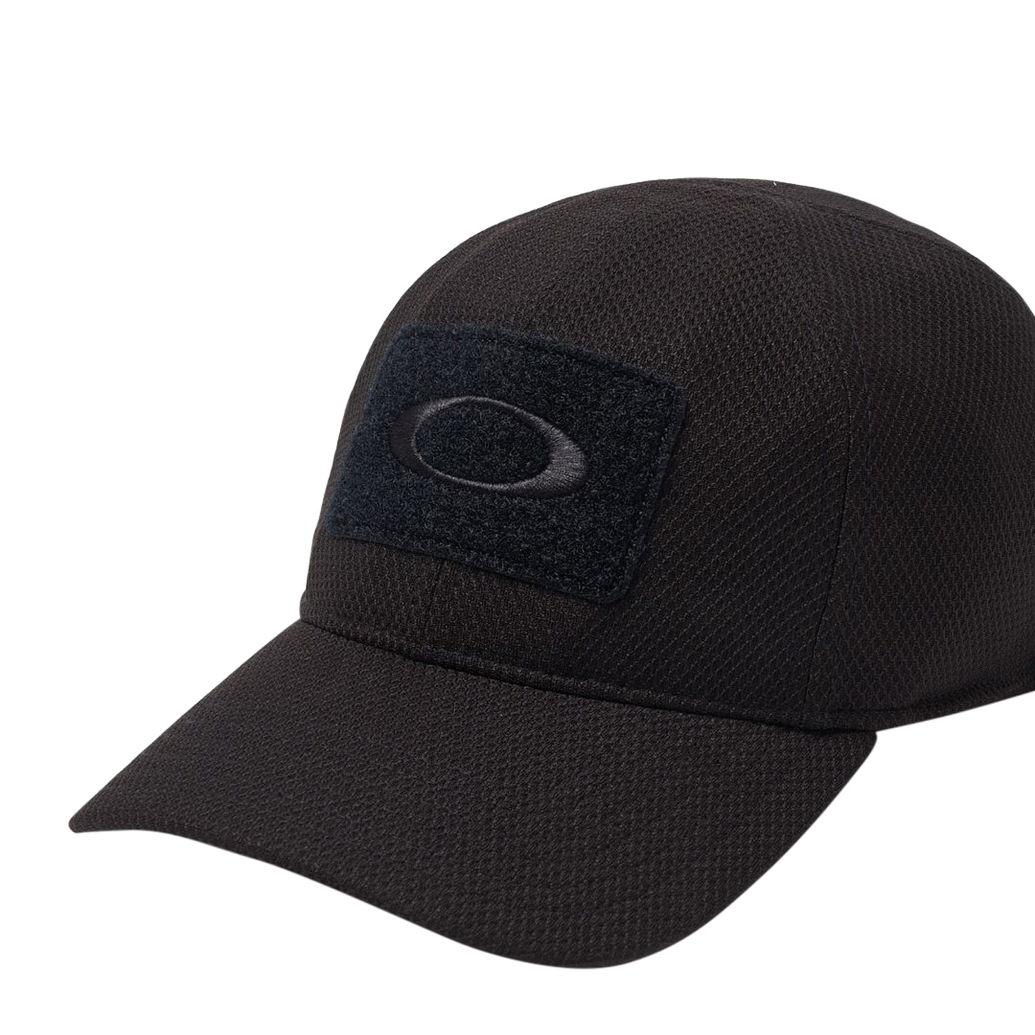 OAKLEY (LUXOTTICA) 911444A-001 SI Cotton Cap  Polyester Large/X-Large Black