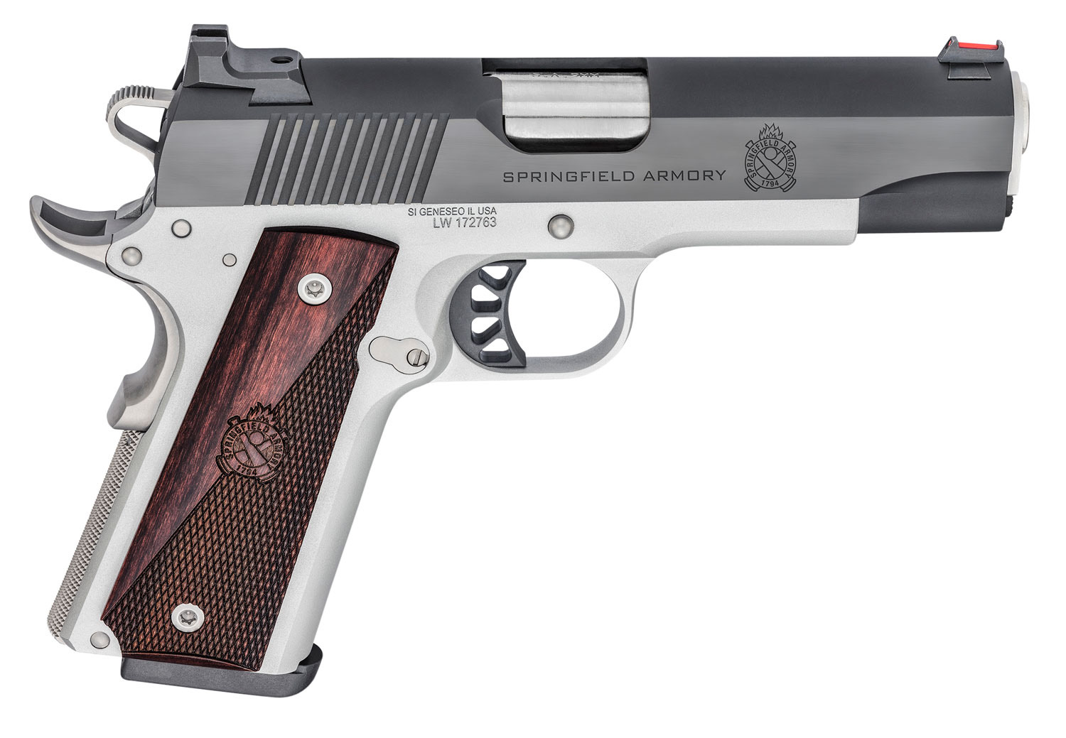 Springfield Armory PX9117L 1911 Ronin Operator 9mm Luger 4.25