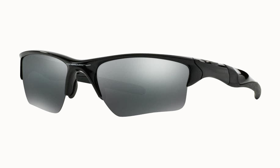 OAKLEY (LUXOTTICA) HALF JACKET 2.0 Half Jacket 2.0  Gray High Definition Matte Black