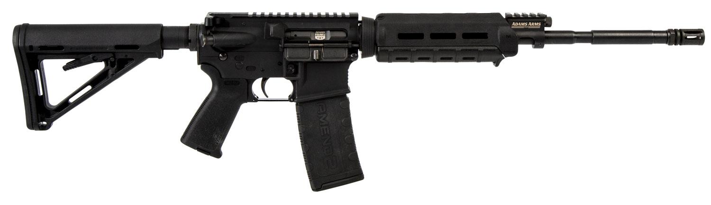 Adams Arms P1 MOE Rifle  <br>  5.56 NATO 16 in. Black 30 rd.