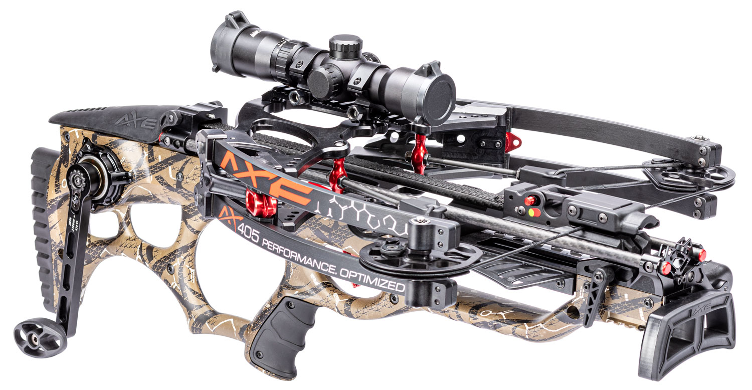 Axe Crossbows AX40001 AX405 Package Black 27.75