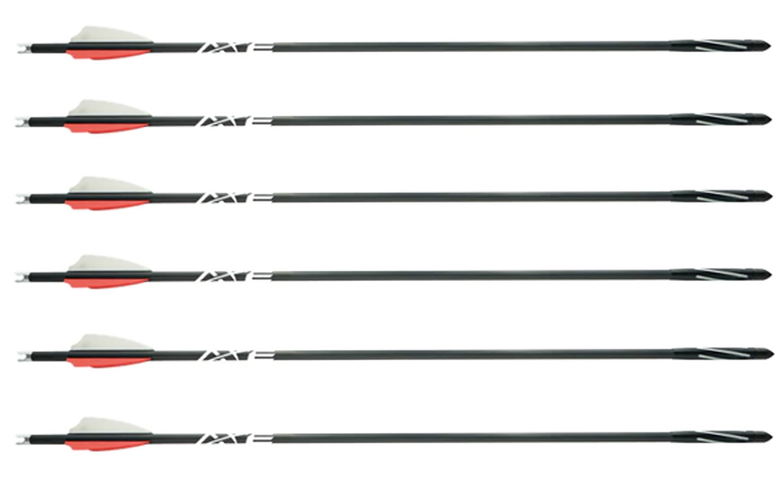 FERADYNE INC AX10001 Axe Bolts  Black 17.40
