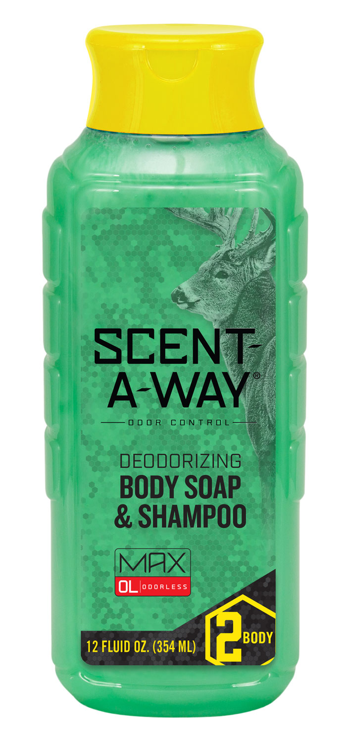 Hunters Specialties 07756 Scent-A-Way Max Green Soap Liquid Soap 24 oz