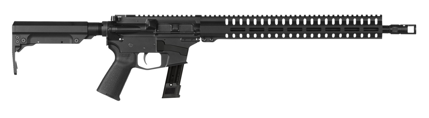 CMMG 92AE669 MK17 Resolute 200 9mm Luger 16.10