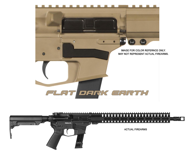 CMMG 92AE68F-FDE Resolute 300 MK17 9mm Luger 16.10