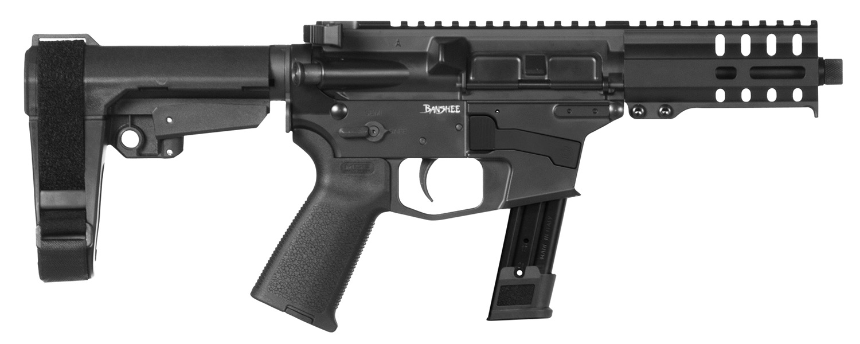 CMMG 92A17DA-GB Banshee 300 MK17 9mm Luger 5