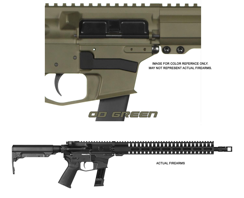 CMMG 92A17DA-OD Banshee 300 MK17 9mm Luger 5