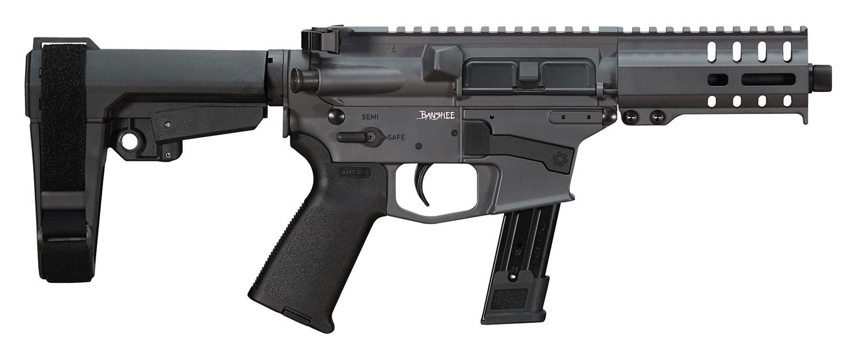 CMMG 92A17DA-SG Banshee 300 MK17 9mm Luger 5