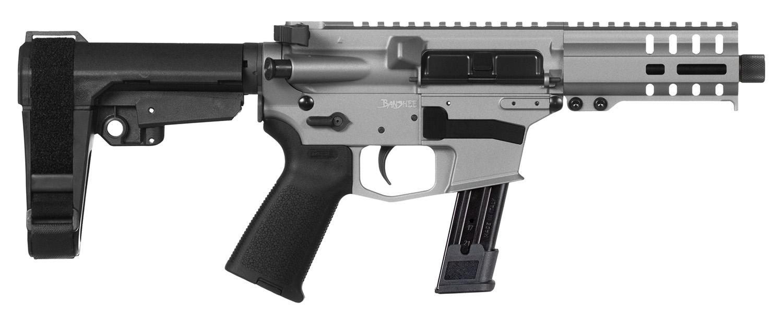 CMMG 92A17DA-TI Banshee 300 MK17 9mm Luger 5