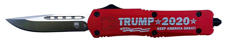 Cobra Tec Knives MTRPFS3DNS FS-3 Trump 2020 3