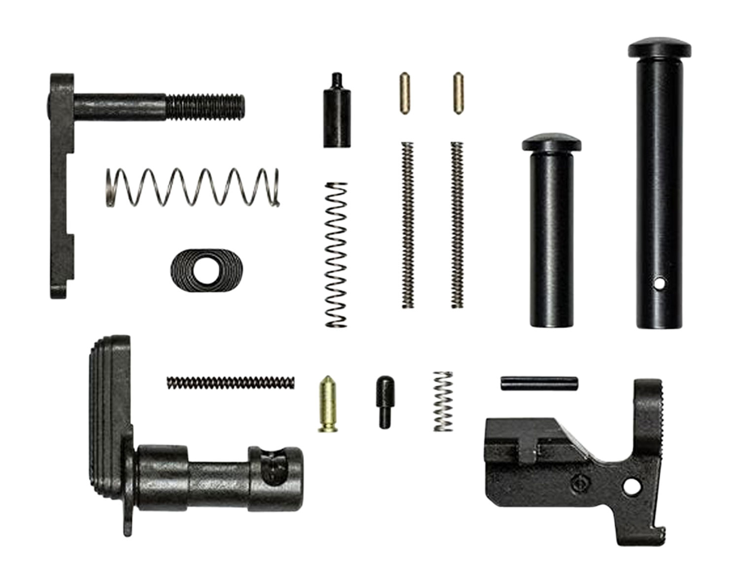 Aero Precision APRH100386C Lower Parts Kit  M5 Platform 308 Win Does Not Include the Fire Control Group or Pistol Grip