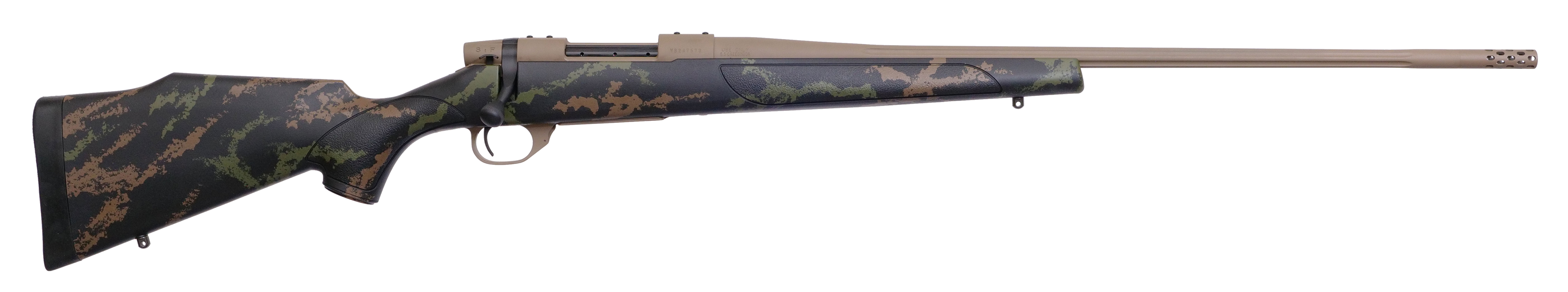 Weatherby VHC65PPR6B Vanguard High Country 6.5 PRC 3+1 24