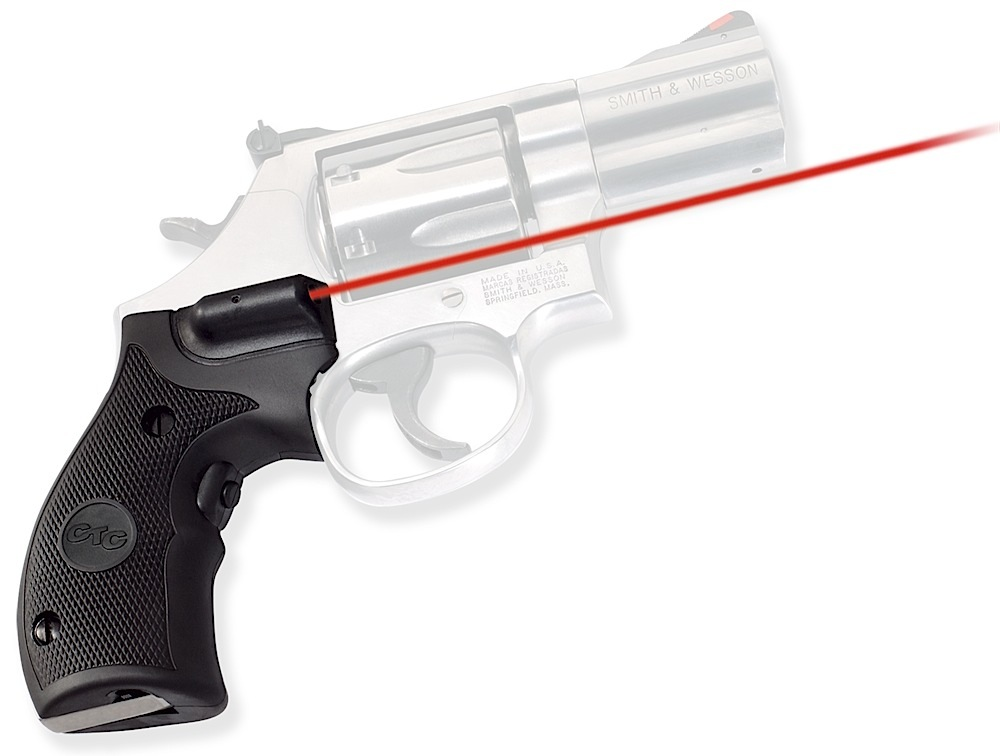 LASERGRIP SW GOVERNOR - ROUND BUTT | FRONT ACTIVATION