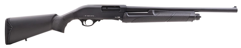 BEST ARMS BA112P 12 GA PUMP 18.5 BLACK SYN