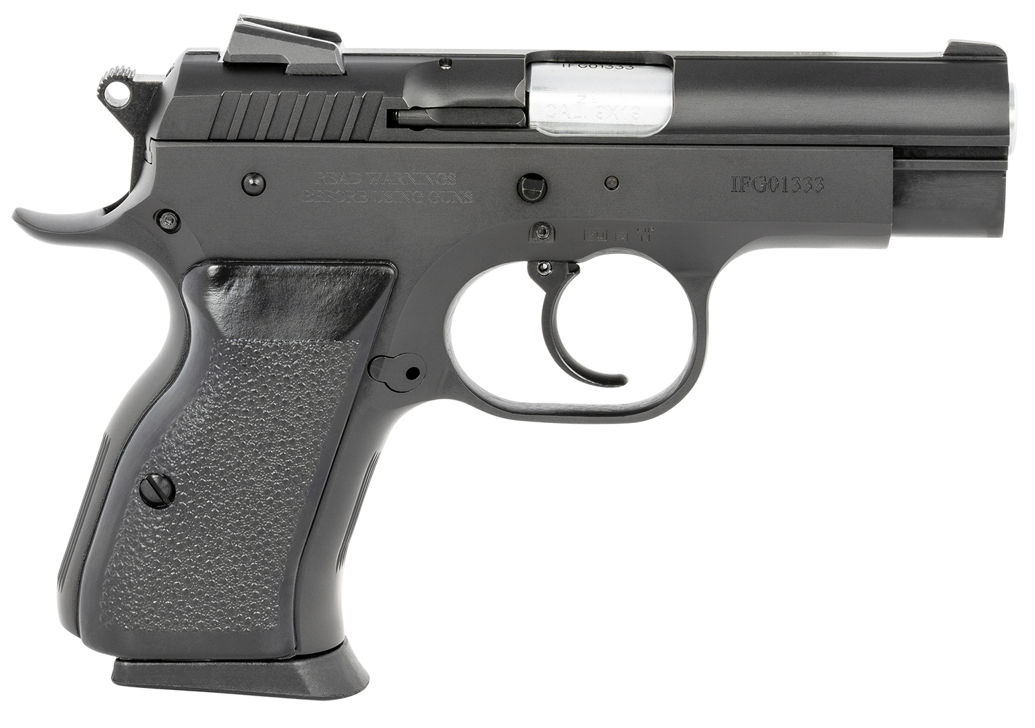 Italian Firearms Group TF-COMBATC-9 Combat Compact 9mm Luger 3.70