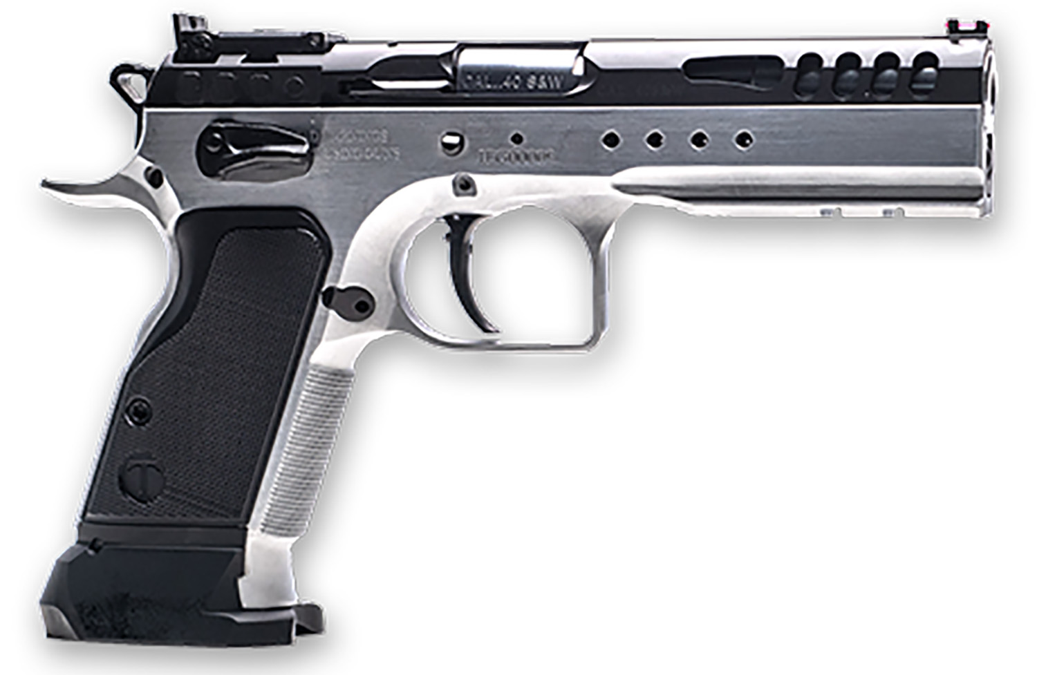 Italian Firearms Group TF-LIMMSTR-9SF Limited Master  9mm Luger 4.75