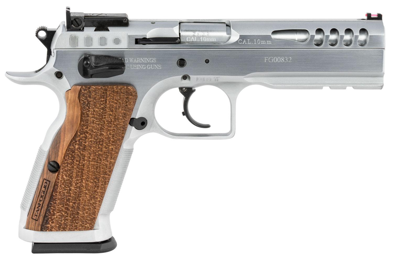 Italian Firearms Group TF-STOCKM-10 Stock Master  10mm Auto 4.75