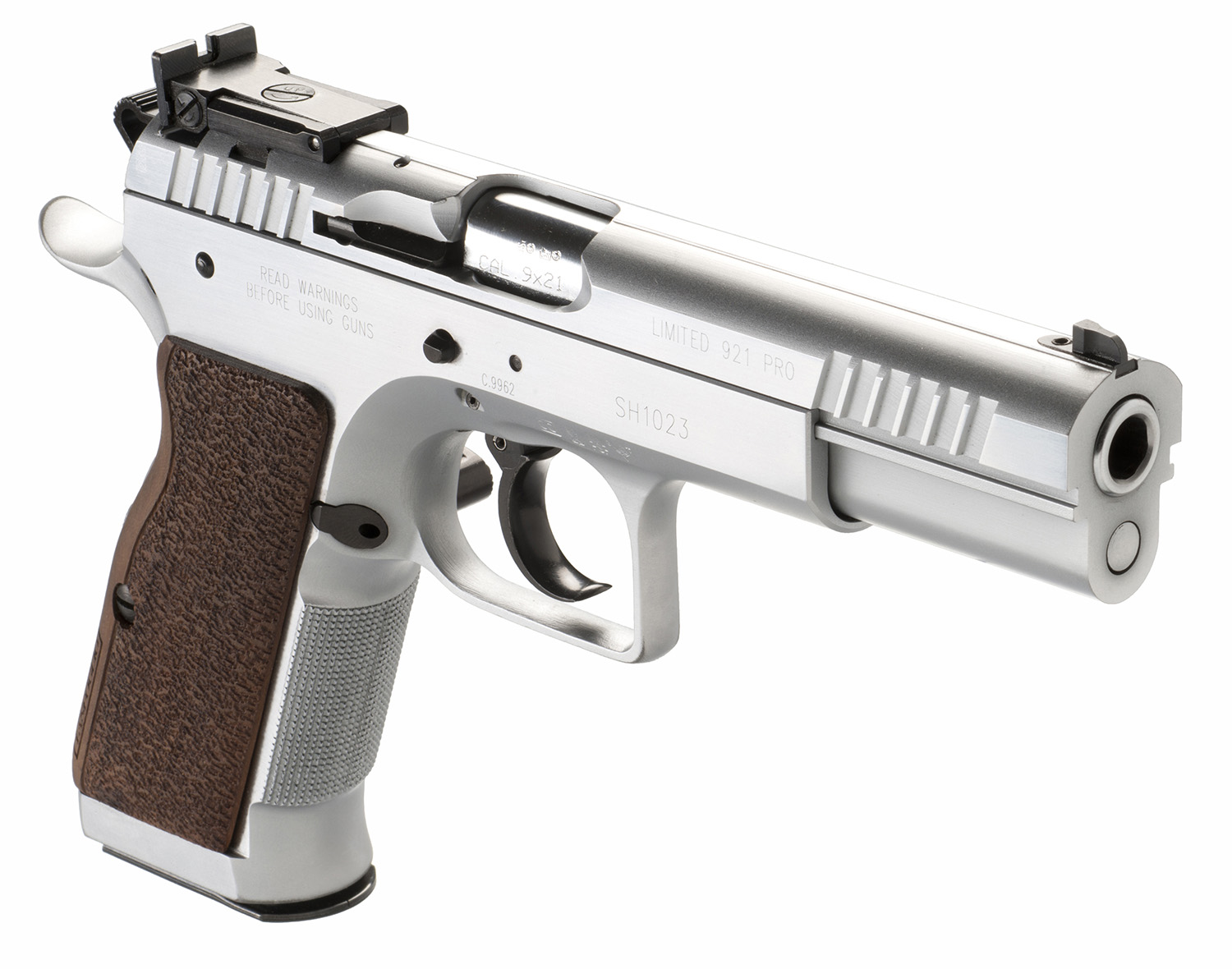 Italian Firearms Group TF-LIMPRO-40SF Limited Pro Small Frame 40 S&W 4.80