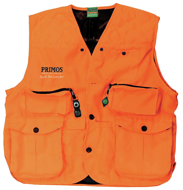 Primos Gunhunters Vest  <br>  Blaze Medium