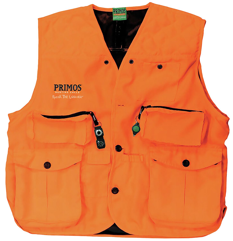 Primos Gunhunters Vest  <br>  Blaze Large