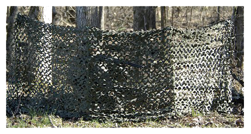 Camo Unlimited GB01 CamoSystems Blind Quick Set