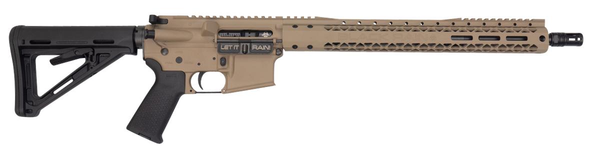 Black Rain BROSSSPEC15FDE Spec +  5.56x45mm NATO 16