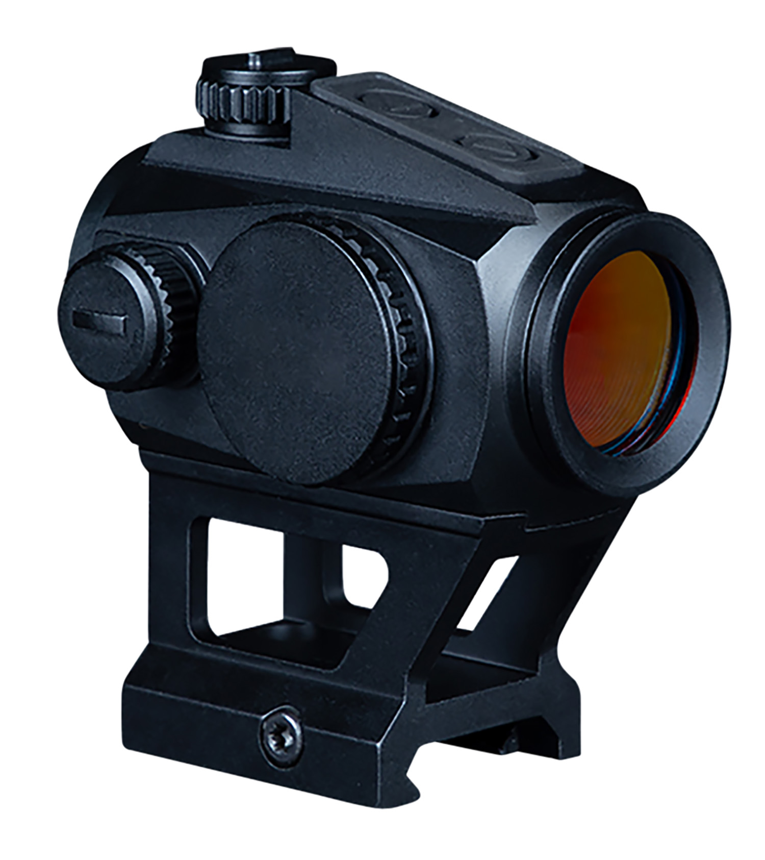 U.S. Optics  TSR-1X  1x 5 MOA Red Dot Black