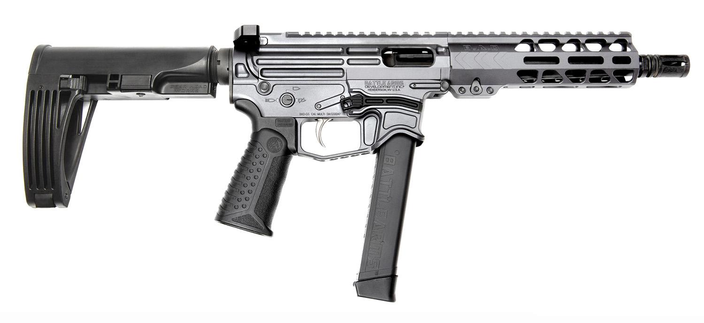 Battle Arms Development XIPHOS 004 Xiphos Defense 9mm 8