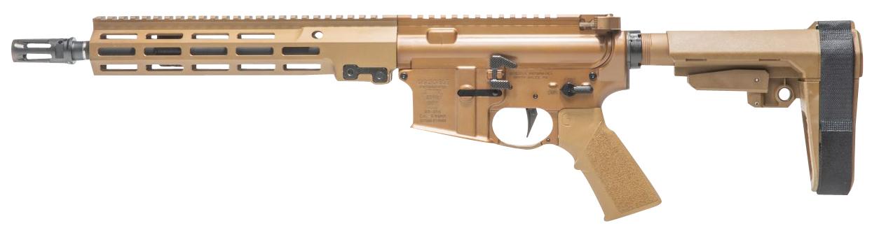 Geissele Automatics 08-198SP Super Duty  5.56x45mm NATO 11.50