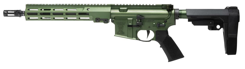 Geissele Automatics 08-198-40GP Super Duty  5.56x45mm NATO 11.50