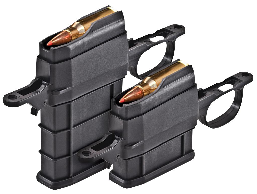 Howa ATIK10R308REM Ammo Boost  308 Win 7mm-08 Rem 243 Win Remington 700 BDL 10rd Black Detachable