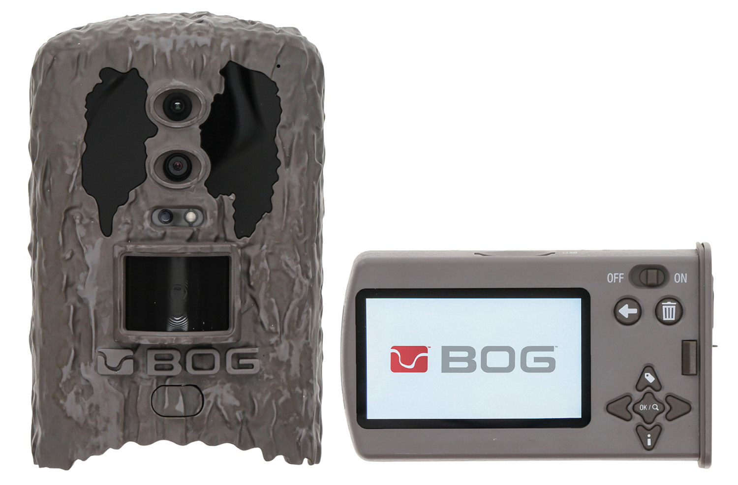 Bog-Pod 1116328 Blood Moon  Game Camera 1080p Infrared 120 ft Camo 3