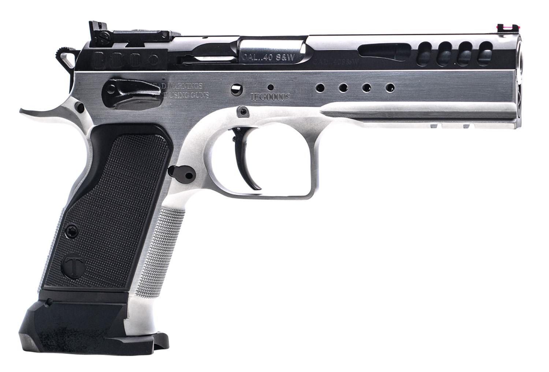 Italian Firearms Group TF-LIMMSTR-40 Limited Master  40 S&W 4.75