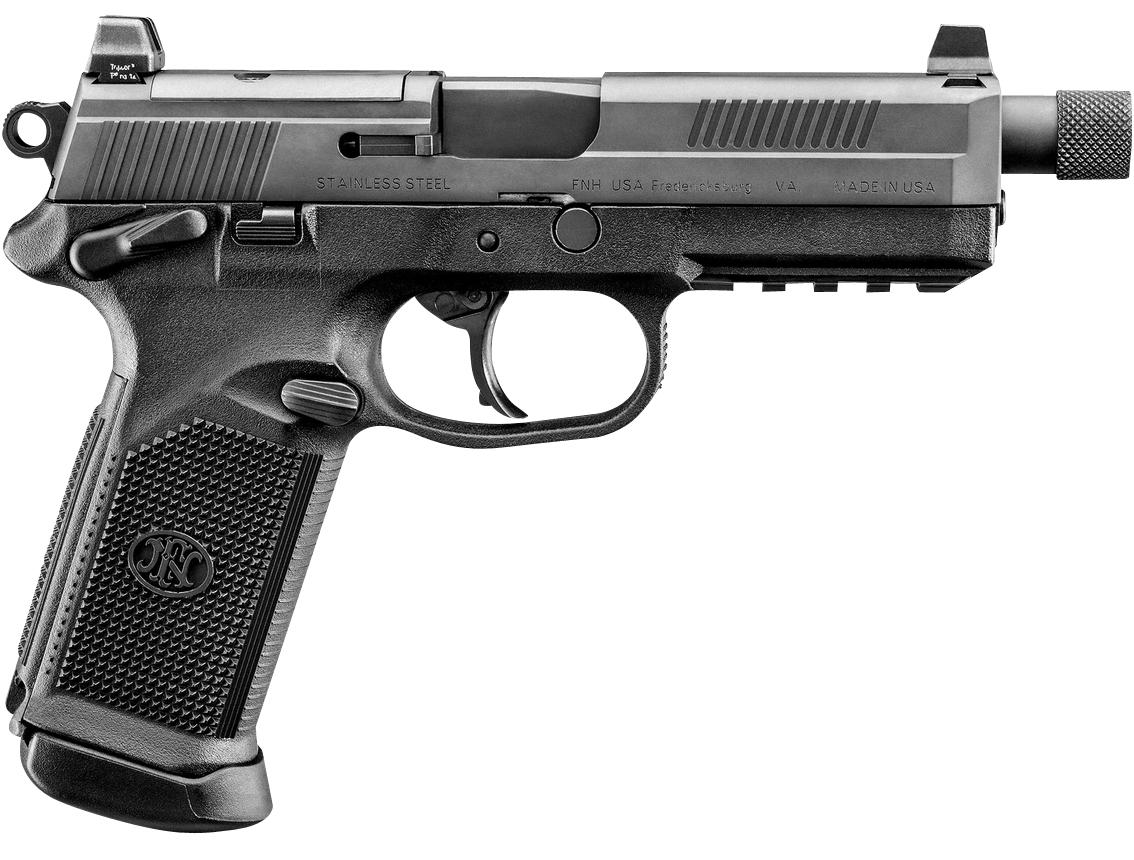 FN FNX-45 TACT 45ACP 15RD BLK VIPER