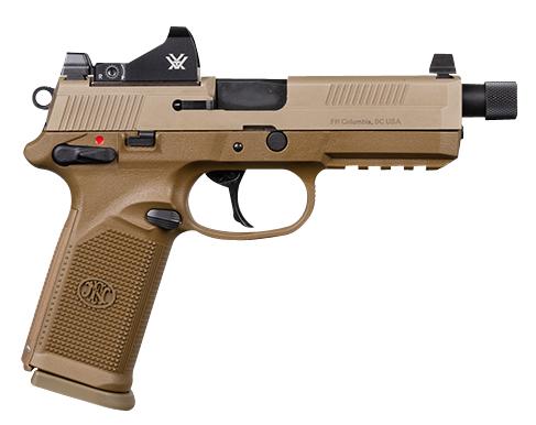 FN FNX-45 TACT 45ACP 10RD FDE VIPER