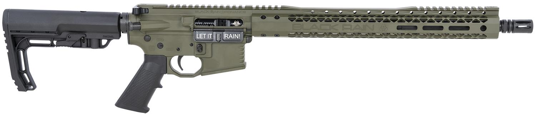 Black Rain BRO-20110401 Billet  5.56x45mm NATO 16