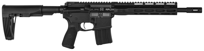 Wilson Combat TRPEP556BL Protector Elite  Pistol 223 Rem,5.56 NATO 11.30