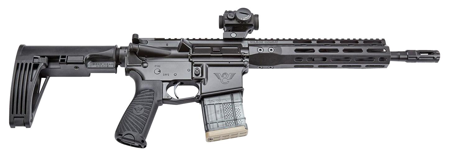 Wilson Combat TRPEP300HBL Protector Elite  300 HAMR 11.30