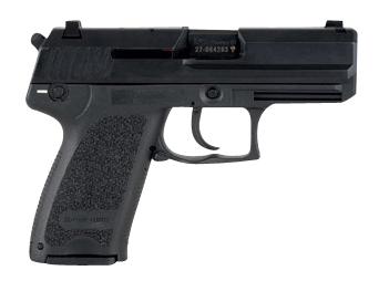 HK 81000339 USP Compact V1 SA/DA 40 S&W 3.58